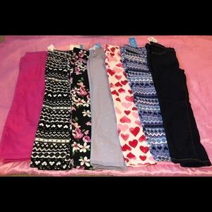 **ALL BRAND NEW** Little Girl Pants Bundle